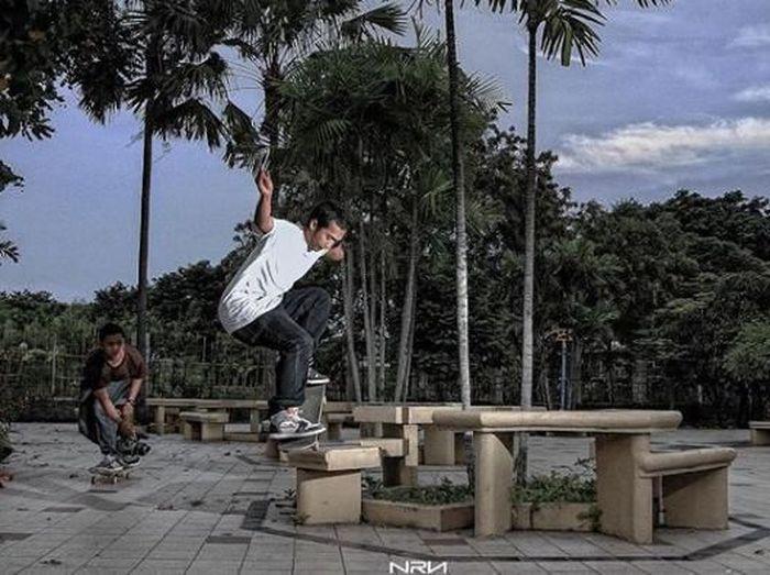 Senayan Skateboarders (ist.Senayan Skateboarders)