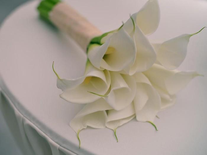 Begini Nasib Ratusan Bunga Segar Setelah Tidak Dipakai Lagi Usai Pernikahan