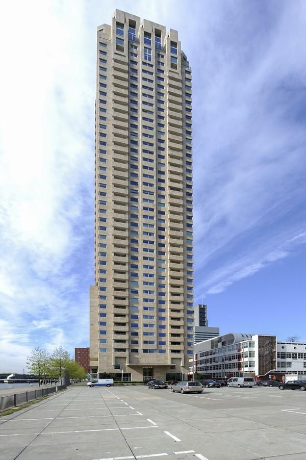 New Orleans merupakan bangunan tempat tinggal tertinggi. Tinggi gedung ini mencapai 158 m. (iStock)