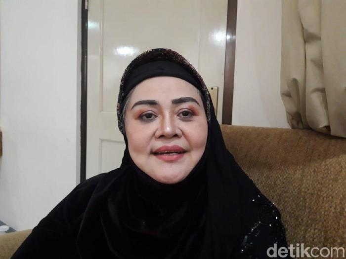 Siti Asmah, Ibu Faisal Amir (Foto: Rahel/detikcom)