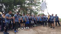 Ratusan Karyawan Pertamina EP Asset 4 Ramaikan Bali Run Fast 2019