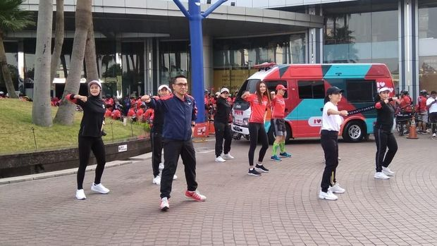 Jakarta Heart Bike: Banyak Kegiatan Seru untuk Sayangi Jantungmu