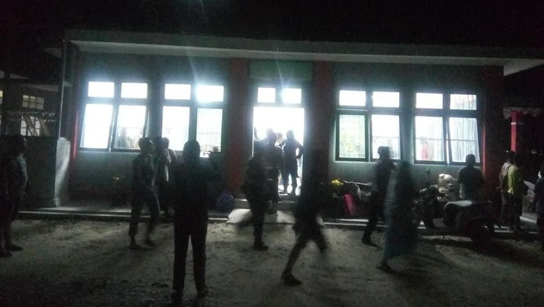 Ditjen Pas Dalami Penyebab Kebakaran di Lapas Perempuan Sigi
