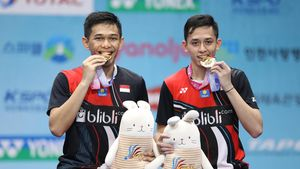 Indonesia Jawara Korea Open 2019 Lewat Fajar/Rian