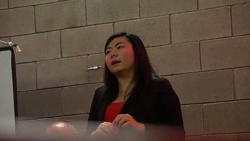 Tampil di Media, Veronica Koman Diingatkan Soal Beasiswa