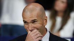 Zidane Ingin Selamanya di Madrid