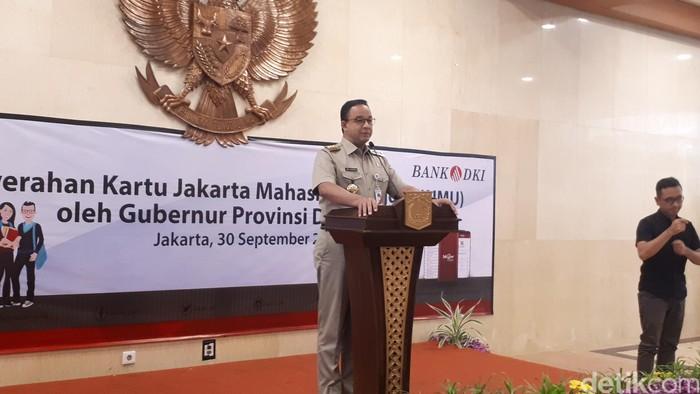 Foto: Gubernur DKI Jakarta Anies Baswedan (Dwi-detikcom)