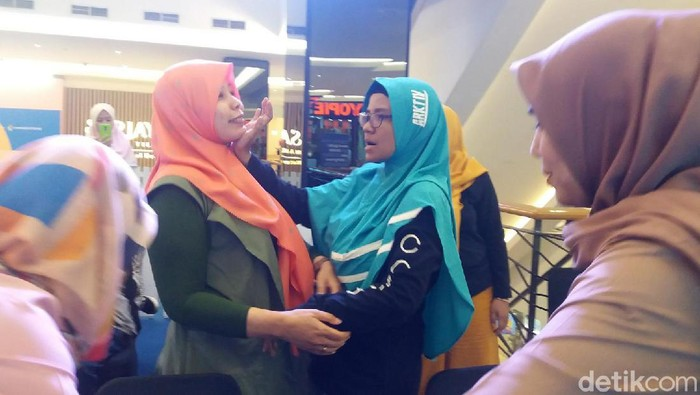 Gerakan WSDK dibuat khusus agar dekat dengan keseharian perempuan. (Foto: Nabila Ulfa Jayanti/detikHealth)