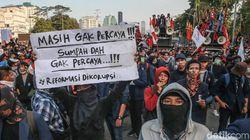 Benarkah Aksi Demo Mahasiswa Bagian dari Residu Pilpres?