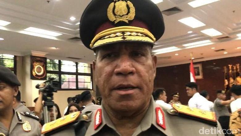 Jadi Kapolda Papua Lagi, Irjen Paulus Waterpauw Janji Tuntaskan Konflik