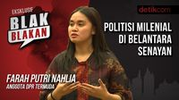 Potret Inspiratif Farah Puteri Nahlia, Politisi DPR yang Baru Berusia 23 Tahun
