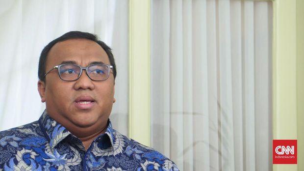 Presiden (KSPSI) Andi Gani Nena Wea menyebut Presiden Jokowi bakal mengumumkan sikap mengenai RUU Omnibus Law Cipta Kerja dalam waktu dekat