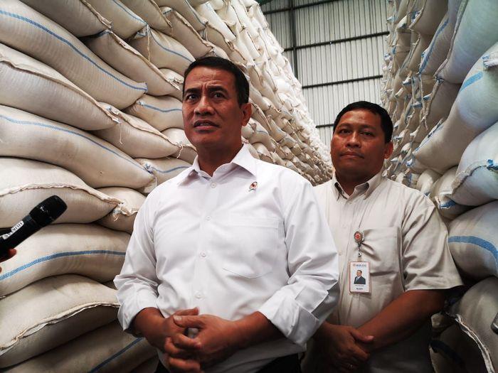 Foto: Menteri Pertanian Andi Amran Sulaiman