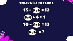 Soal matematika yang sederhana juga bisa jadi teka-teki menantang pikiran. Kalau bisa menjawab semua berarti logika berpikir kamu top deh!