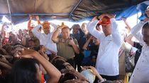 Pastikan Kebutuhan Korban Gempa, Mensos Kunjungi Maluku