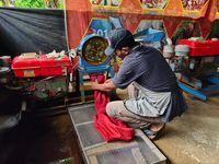 Rintis Olahan Kunyit, Mantan Petani Ganja: Hidup Lebih Nyaman