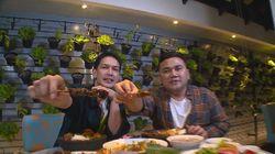 Duh! Bakmi China Super Pedas hingga Sandwich Tumpuk Bikin Laper