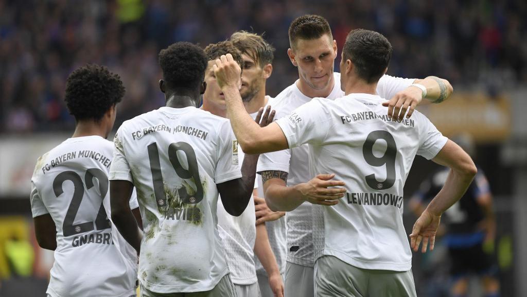 Bayern Abaikan Inkonsistensi Tottenham