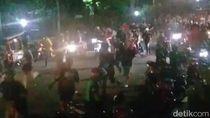 Imbas Demo Rusuh, Pegawai Telkom Tertahan Sampai Malam Hari