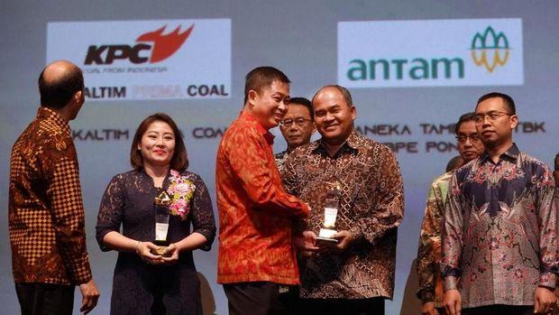 Kontributor PNBP Terbesar di RI, BUMI Borong 2 Penghargaan
