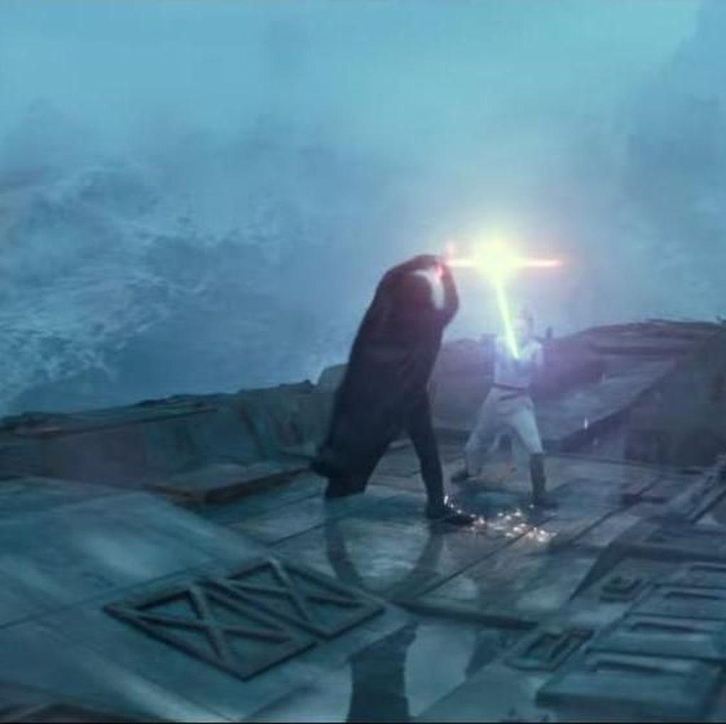 Ayo Ikutan Nobar Star Wars: The Rise of Skywalker Bareng detikHOT!