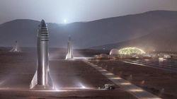 Prototipe Roket SpaceX Meledak dalam Pengujian