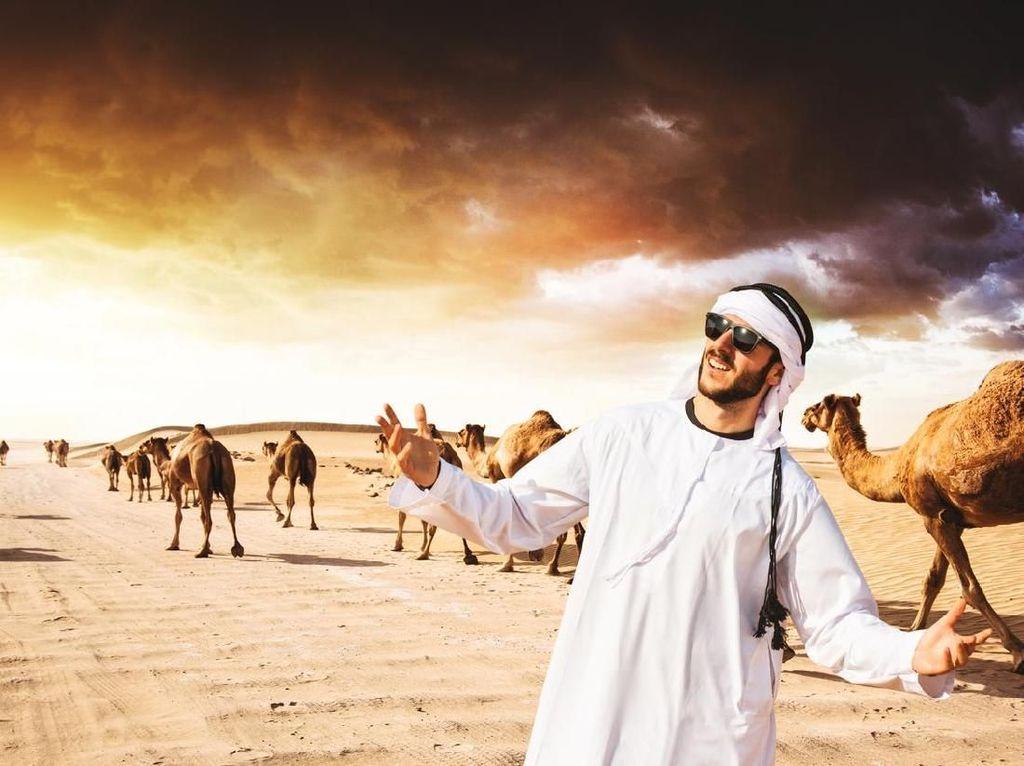 Kejutan Pariwisata Arab Saudi