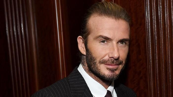 David Beckham. (Foto: Istimewa)