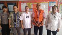 Mantan Pejabat Kemenpora Dieksekusi KPK ke Lapas Tangerang