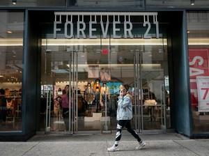 Setelah Umumkan Bangkrut, Forever 21 Akan Tutup Semua Toko di Kanada