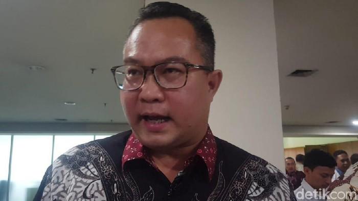 Rektor IPB Arif Satria (Zunita Amalia/detikcom)