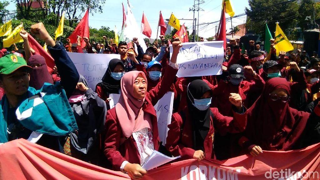 IMM Jatim Tuntut Polisi Usut Tewasnya 2 Mahasiswa Kendari