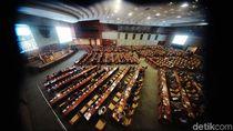 Suasana Rapat Paripurna Akhir Jabatan 2014-2019