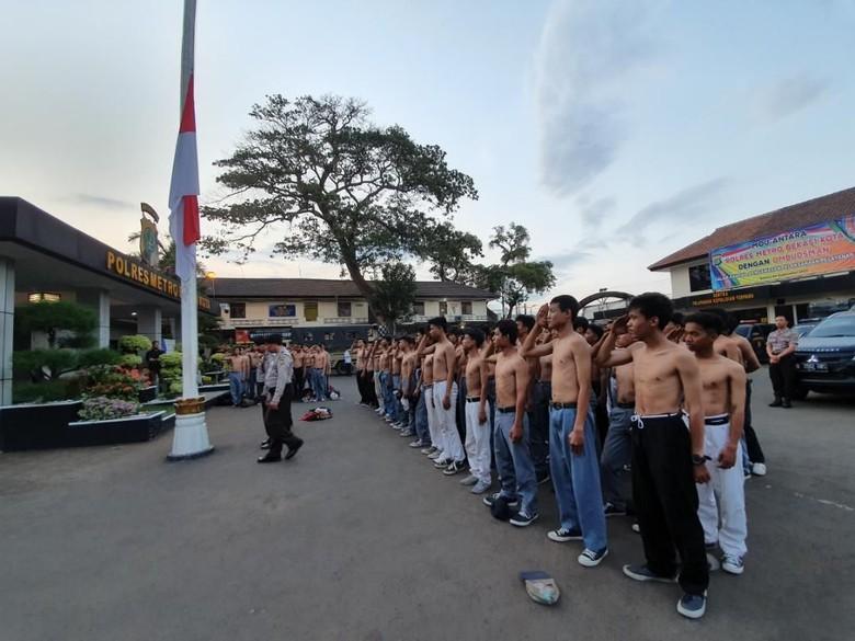 Disdik DKI-KPAI Dampingi Siswa yang Ikut Demo untuk Bisa Kembali Sekolah