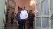 Said Iqbal ke Istana, Siap Dukung Pemerintahan Jokowi