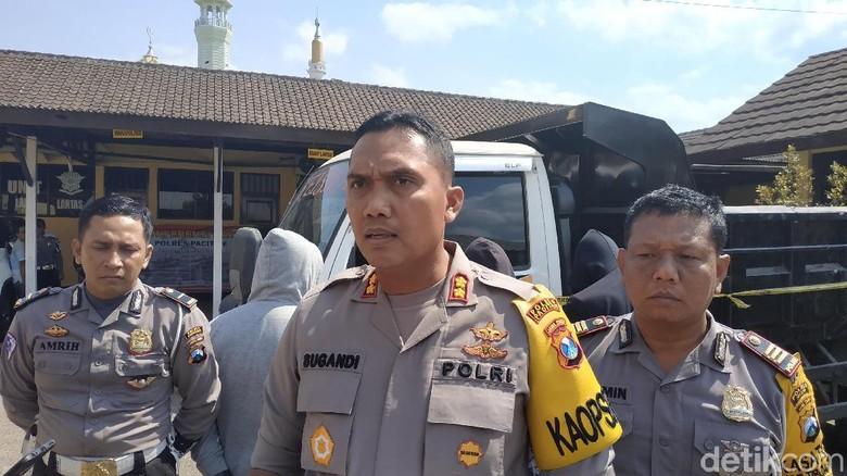 Bermodal Rekaman CCTV, Polisi Pacitan Ringkus 3 Pelaku Tabrak Lari