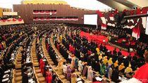 Momen Pelantikan Anggota DPR Periode 2019-2024