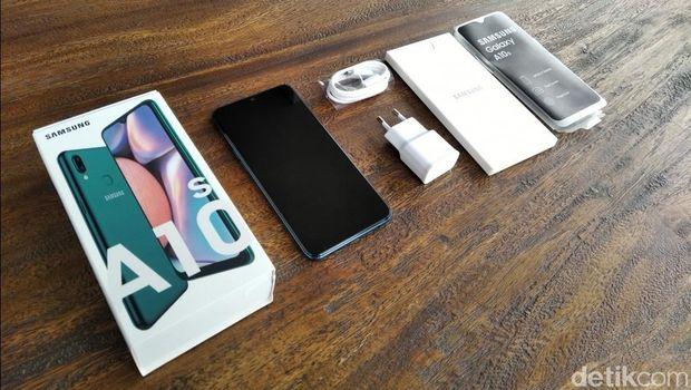 Samsung Galaxy A10s, Ramah di Kantong dan Jawara Selfie 'Bokeh'
