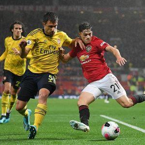 Jadwal Liga Inggris, Waktunya MU Vs Arsenal