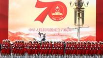Peringatan 70 Tahun, China Pamerkan Kekuatan Militer di Tiananmen