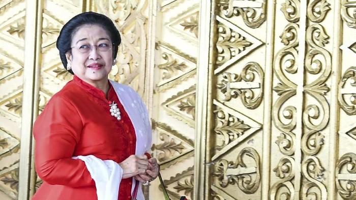 Ketum PDIP Megawati Soekarnoputri (Antara Foto/Galih Pradipta)