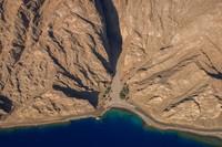 Proyek ini akan menyulap daratan tandus yang lokasinya dekat dengan Terusan Suez, berjajaran dengan Laut Merah dan Teluk Aqaba menjadi kota canggih yang kaya akan pariwisata dan teknologi masa depan. (Foto: dok NEOM)