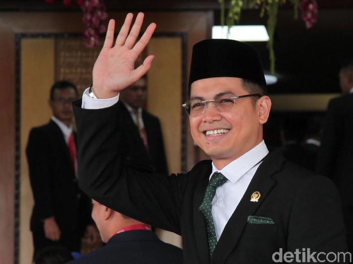 tommy kurniawan  anggota dpr priode 2019- 2024