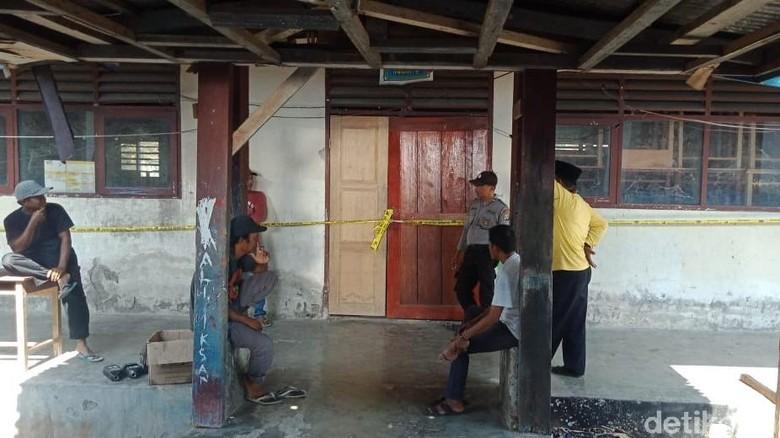 Densus 88 Tangkap 5 Terduga Teroris di Gudang SMP Morowali Utara