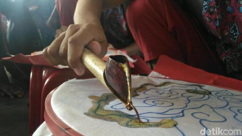 Pelajar Membatik, Pelajar Cirebon Membatik