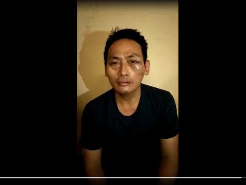 Video viral saat Ninoy diduga disekap