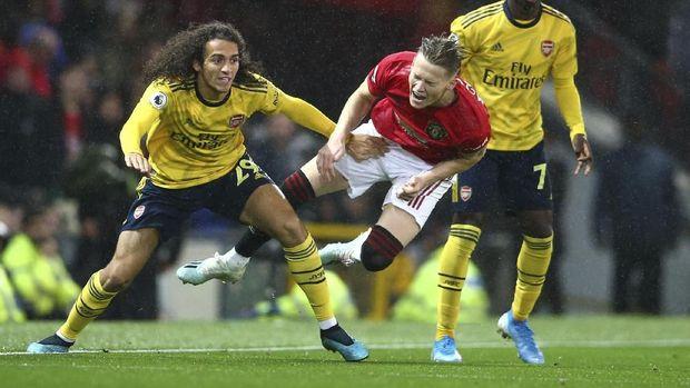 Gengsi Duel MU vs Arsenal yang Kian Pudar