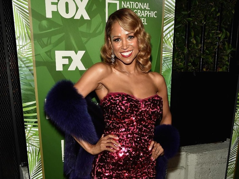 Stacey Dash ditahan karena KDRT. Foto: Alberto E. Rodriguez/Getty Images for FOX