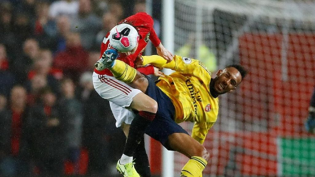 MU Vs Arsenal: Bisa Menang Lagi di Old Trafford, Setan Merah?