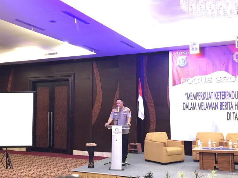 Kapolda Papua Heran Hoax Lebih Dipercaya Dibanding Imbauan Pemerintah